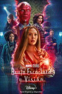 Bruja Escarlata y Visión 2021